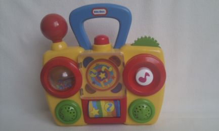 Adorable My 1st Baby Little Tikes Abc Musical Amp Light Up